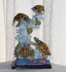 mayrich company home decor may rich company beautiful turtles on coral ocean nautical