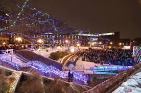 2014 cse winter light show show