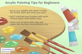 what s the best paint to use on kitchen doors acrylic painting tips for beginners
