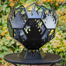 chimera fire pit globe fire pit outdoor goods