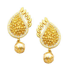 bugadi earrings chandukaka saraf sons pvt ltd