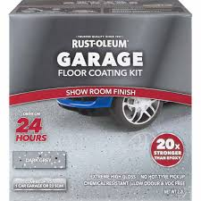 Rustoleum Garage Floor Coating Kit Instructions by Rust Oleum Dark Grey Floor Kit 1 Car Garage Supercheap Auto