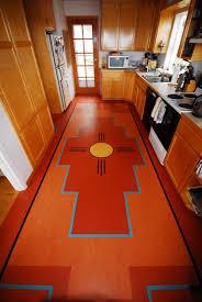 flooring ideas modern marmoleum linoleum kitchen floor for smal