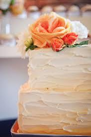 peach ombre wedding cake peach ombre wedding cake