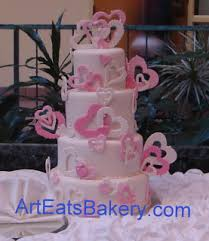 creative u0026 colorful wedding cake designs art eats bakery