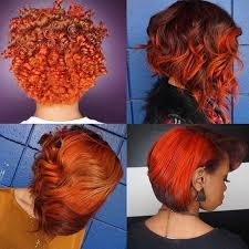 orange spice color 30 best it s time to dye images on pinterest natural hair