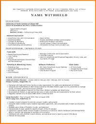 cashier resume format 2 best marketing resume format cashier resumes 2 best marketing resume format