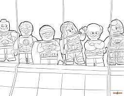 dc comics coloring pages printable coloring pages ideas