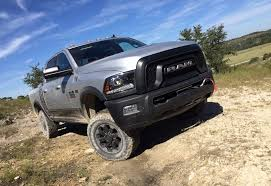 dodge truck power wagon road drive in the 2017 ram power wagon is it as