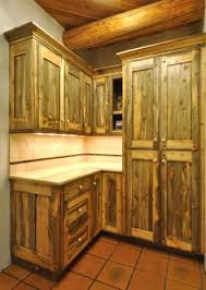 Kitchen Pine Cabinets Beetle Kill Pine Kitchen Cabinets By Denver Based Blu Cabinetry