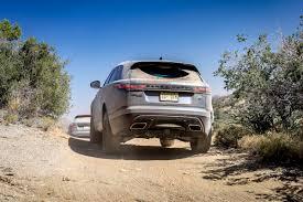 ford range rover 2018 range rover velar review