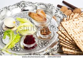 traditional seder plate glass seder plate stock images royalty free images