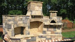 Stone Fireplace Kits Outdoor - outdoor stone fireplace kits ideas outdoor stone fireplace kits