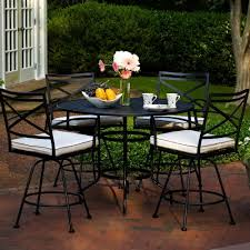bar height patio set patio furniture bistro sets bar height home design ideas