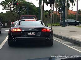 audi philippines audi r8 spotted in greenhills philippines on 09 04 2012