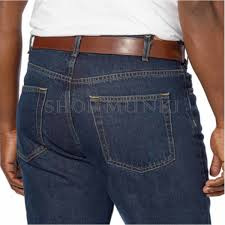 Comfort Fit Mens Jeans Kirkland Signature Men U0027s 5 Pocket Relaxed Comfort Fit Blue Jeans