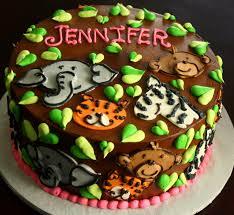 jungle theme cakejungle baby shower cakes u2014 liviroom decors