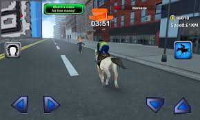 3d police horse racing extreme android apps on google play