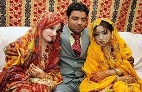 arranged wedding there is a soloutin to inceldom
