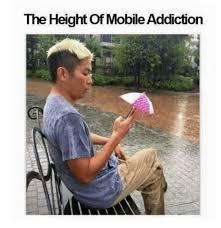 Crack Addict Meme - the height of mobile addiction addicted meme on esmemes com