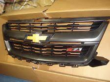 car u0026 truck grilles for chevrolet colorado genuine oem ebay