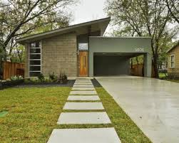 mid century modern home designs