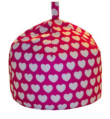 childrens beanbag blue stars bean bag chair amazon co uk