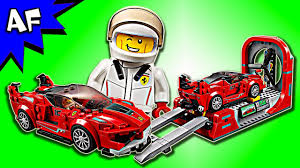 lego speed champions ferrari lego speed champions ferrari fxx k u0026 development center 75882