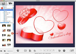 photo card maker snowfox greeting card maker for mac to make your personalize