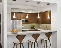 minimalist kitchen design for small space mode home with interior