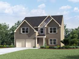 L Shaped House With Porch New Homes In Lyman Sc Homes For Sale New Home Source