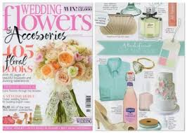 Wedding Flowers Magazine Wedding Cakes And Cookies Magazine Features Little Boutique Bakery