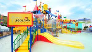 Legoland Map Joker Soaker