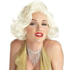 bimbo hairpieces blonde bombshell costume wig an unmatched high volume style