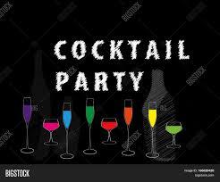 background bottle vector alcoholic bar menu design for party card