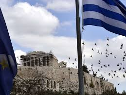 Greek Flag Background Greece Debt Crisis Explained A History Of Just How The Country