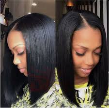 layered long bob hairstyles for black women 52 best bobalicious images on pinterest hair dos hair cut and