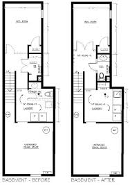 row house floor plan creed row house a designer reno on a diy budget part 1