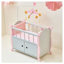Baby Crib Bed S World Baby Doll Furniture Nursery Crib Bed