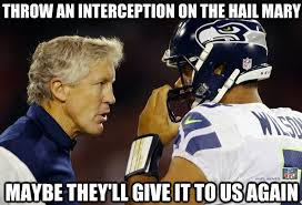 Funny Seahawks Memes - hail mary packers seahawks meme mary best of the funny meme