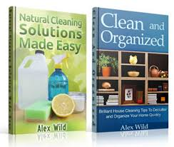 buy clean and organized natural cleaning solutions made easy