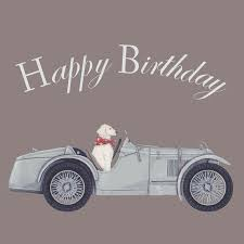 greeting cards happy birthday car greetings card happy