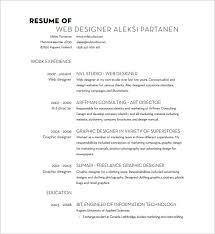 graphic design resume exles essays writing services palmetto initiative designer