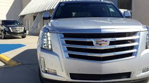 cadillac escalade 2016 2016 cadillac escalade suv full review exhaust start up youtube