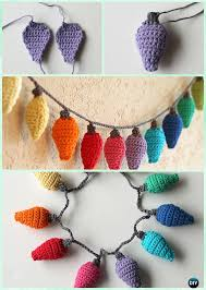 diy crochet ornament free patterns