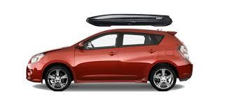 Pontiac Vibe Interior Dimensions Pontiac Vibe Rooftop Cargo Box