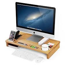 ran d ordinateur bureau en gros cherry wood office desk organizer desktop shelf office organizer