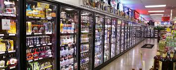 commercial refrigeration repair walk in cooler glass door