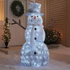 48 led snowman yard decor shopko