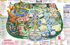 printable map disneyland paris park tokyo disneyland 2011 park map disneyland park map decorating project